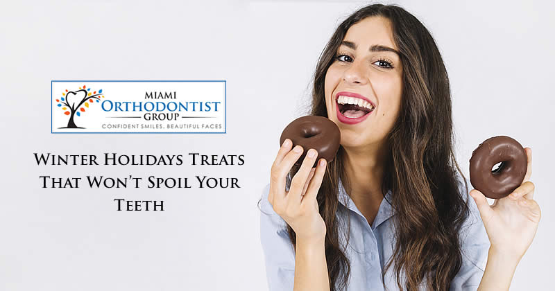 Winter Holidays Treats That Won't Spoil Your Teeth