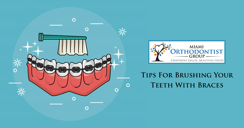 Tips For Brushing Your Teeth With Braces