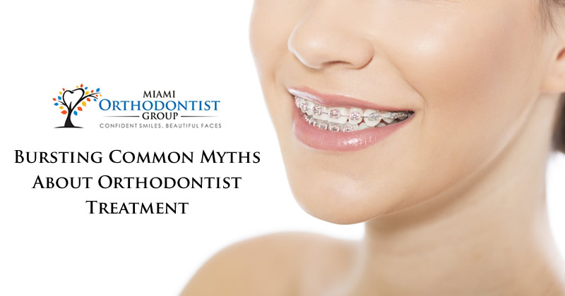 Bursting Common Myths About Orthodontist Treatment