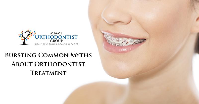 Bursting Common Myths About Orthodontist Treatment