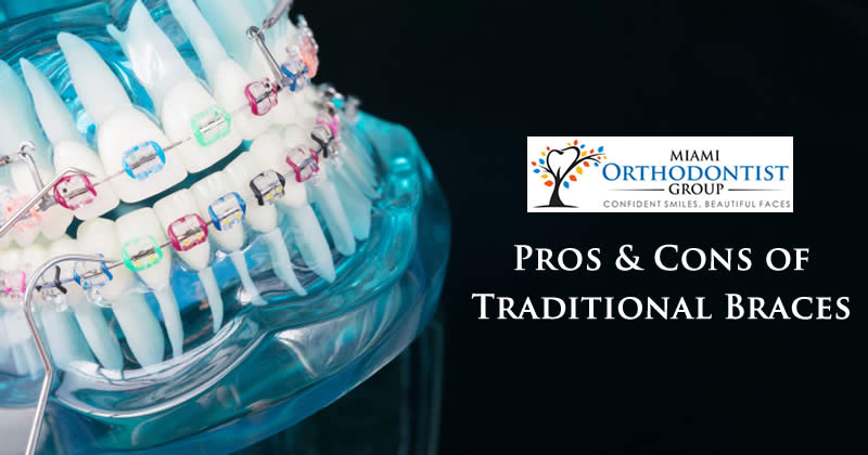 Pros & Cons of Traditional Braces
