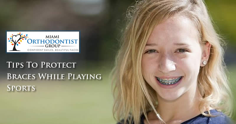 Tips To Protect Braces While Playing Sports