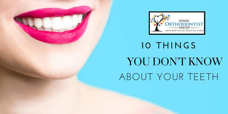 10 THINGS You Don't Know About Your Teeth