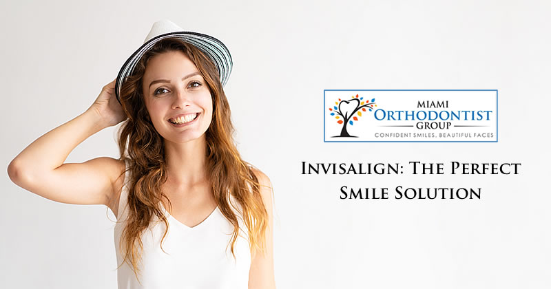 Invisalign The Perfect Smile Solution