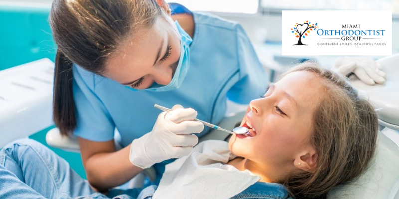 Age 7 Is the Right Time to First See an Orthodontist?